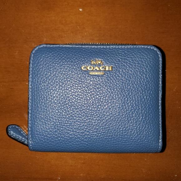 Billfold Wallet in Colourblock